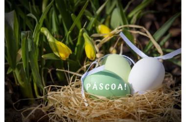 Lembranças gostosas da Páscoa